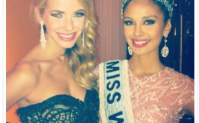 """Bestfriend of the Year"" Miss USA Lost Twice By A Filipina"