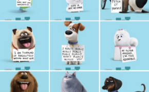 'Secret Life of Pets' Posters Officially Released