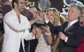 Dancing With The Stars Season 22 Winners Nyle DiMarco and Peta Murgatroyd (Video)