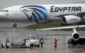 Breaking News! EgyptAir Flight MS804 Was Found After Disappears From Radar (Video)