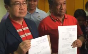 BongBong Marcos Camp File Criminal Complaint Against Marlon Garcia of SmartMatic