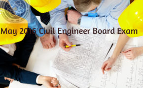 Congratulations! May 2016 Civil Engineer (CE) Board Exam Results 'List of Passers'