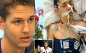 A Teen Died and Came Back to Life After he Met Jesus (Video)
