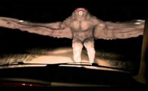 Legendary Mothman Caught On Camera, Check it out (Video)