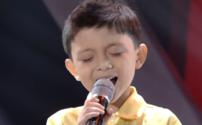3-Chair-Turner Ian Joseph Prelligera Sings 'Wag Ka Nang Umiyak' During Blind Auditions of The Voice Kids Philippines