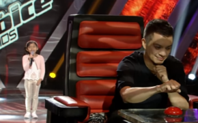 """Waynehart Claire Geonzon Impress Judges by Singing Michael Jackson's """"Music and Me"""""""