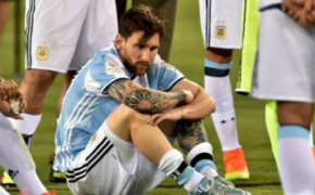 Lionel Messi Says His Argentina Career Is Over (Video)