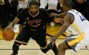 Kyrie Irving And Harrison Barnes To Complete US Olympic Team.