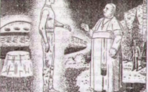 Did Pope John XXIII had an Interaction with an Alien before his Death in 1961?