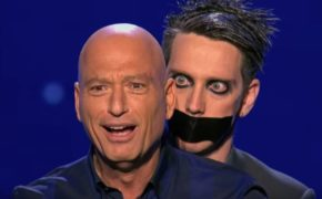 TAPE FACE Uses Howie Mandel To Perform a Comedy Act During Judges Cuts on America's Got Talent 2016
