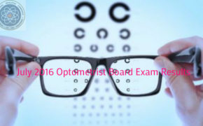 Congratulations! July 2016 Optometrist Board Exam Results (Written & Practical Phase)