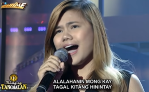 Janneth Gomez Is the Newest Defending Champion of Tawag ng Tanghalan in It's Showitime (Videos)
