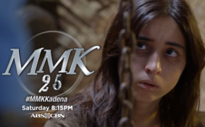Coleen Garcia First Debut on 'Maalaala Mo Kaya' MMK Episode on July 23, 2016 (Video)