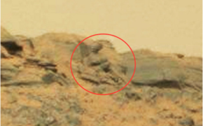 A Buddha Statue On Mars? Find out here.
