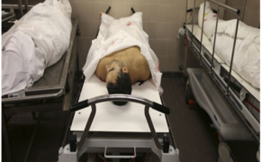 Man Wakes Up In Morgue Then Goes Back To Party