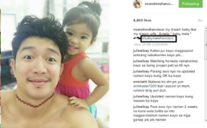 Jason Francisco Open Letter Expressing Break Up Relationship with Wife Melai Cantiveros