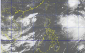 Typhoon Dindo enters Philippine Area of Responsibility, PAGASA confirms