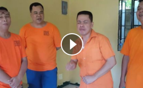 "Herbert Colanggo & Other High-profile Convicts Sings ""Akala Mo Lang Yun"" Trends Online"