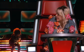 "Sophia Urista Sings the Beatles' Classic ""Come Together"" during Blind Auditions of The Voice Season 11"