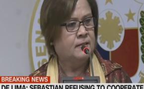 Video: Senator Leila De Lima Beast Mode Trends Online