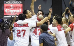 Japeth Aguilar Buzzer Beater Trends Online During 2016 PBA Governors' Cup Semi-Finals Game