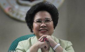 Senator Miriam Defensor Santiago Has Died at 71
