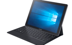 Samsung's 2-in-1 Tablet Galaxy TabPro S now Released in the Market