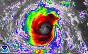 PAGASA Updates Expansive Damage From Tropical Typhoon Lawin, Weakened Into A Typhoon