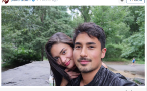 Miss Universe Pia Wurtzbach and Filipino-Swiss Race Car Driver Marlon Stockinger 'Seeing Each Other'