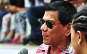 President Duterte Admitted He Was Neglected of Having US Visa; Planned To Visit His Girlfriend In College