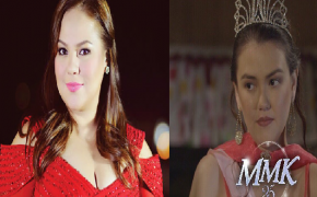 MMK Episode on January 14, 2016 Features Angelica Panganiban Portraying the life story of Karla Estrada