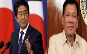 Confirm: Japan Prime Minister Packs $8.66 Billion Aid Package for Philippines