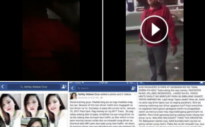 Netizens Blasted This Father & Daughter Misbehavior to a Taxi Driver