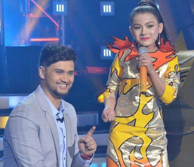 Honda Of Katy >> Lyca Gairanod impersonates Katy Perry on Your Face Sounds Familiar Kids
