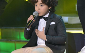 Alonzo Muhlach Impersonates Harry Styles & Sings 'What Makes You Beautiful' on Your Face Sounds Familiar Kids