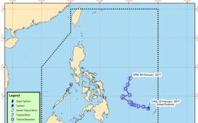 Tropical Depression 'Bising' to Bring Rain & Thunderstorm in Luzon and Visayas Region