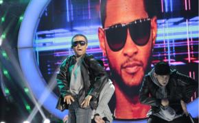 AC Bonifacio as Usher and Wins 'Your Face Sounds Familiar Kids' Week 6