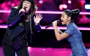 Fil-Am Anatalia Villaranda Wins Against Missy Robertson on The Voice 2017 Battle Rounds