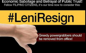 MUST READ! Netizens Blasted Vice President Leni Robredo on Twitter #LeniResign
