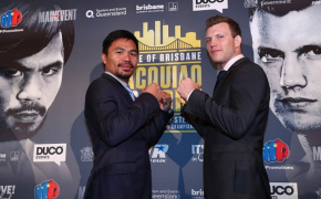 """The Battle of Brisbane"" Manny Pacquiao versus Jeff Horn on July 2, 2017"