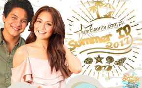 "Watch: Summer ID 2017 featuring KathNiel Films ""Ikaw Ang Sunshine Ko"""