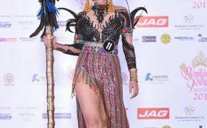 Contestant # 11, Kimberly Pajares, Bb. Pilipinas 2017