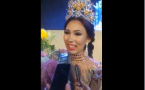 Lin-ay sang Negros 2017 Angelica Esther Portugaleza of Bago City