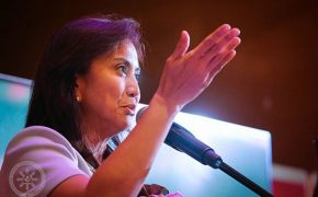 In This Corner: Vice President Leni Robredo Supports Duterte's Martial Law
