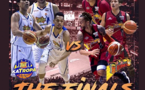 LIVESTREAMING GAME 2 San Miguel Beermen Vs. TNT KaTropa 2017 PBA Commissioner's Cup Finals