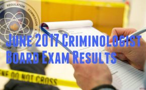 June 2017 Criminologist Board Exam Results List of Passers (Surname U to Z)