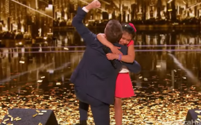 Fil-Am Angelica Hale Gets Golden Buzzer from Chris Hardwick during Judge Cuts of America's Got Talent 2017
