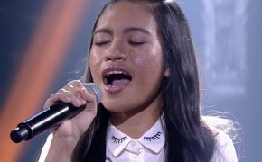 Mica Becerrro wins Semi-Finals by Singing 'Loving You' on The Voice Teens Philippines