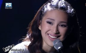 "Isabela Vinzon wins Semi-Finals by Singing ""You And I"" on The Voice Teens Philippines"