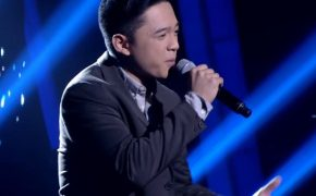 "Jeremy Glinoga sings ""Sign Of The Times"" during Semi-Finals of The Voice Teens Philippines"